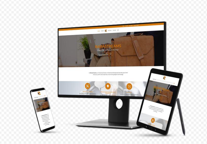 barastreams website project