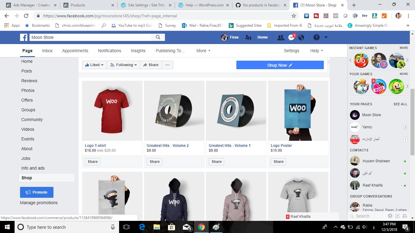 facebook shop image